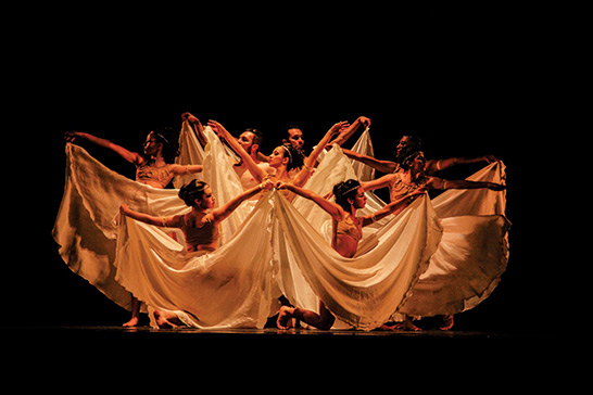 Araxá recebe mais uma edição do Dançaraxá