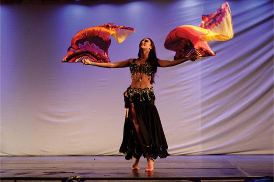 Dançaraxá 2016 reúne 1,5 mil bailarinos