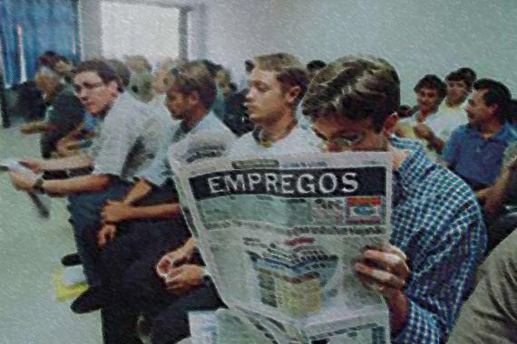 Desemprego já atinge 11,8 milhões de pessoas no Brasil