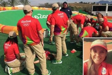 Fisioterapeuta formada no Uniaraxá é voluntária nos Jogos Olímpicos e Paralímpicos Rio 2016