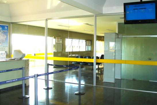 Araxá não atende critérios para projeto de integração regional por modalidade aérea executado pelo Estado