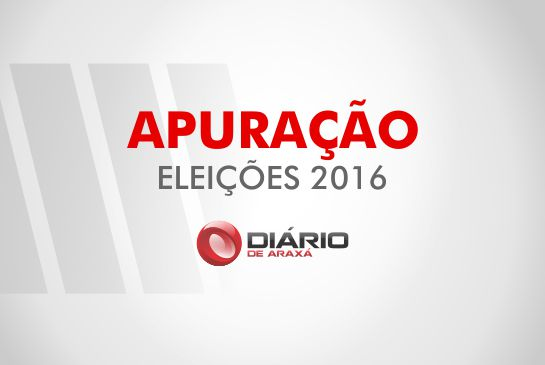 Acompanhe em tempo real a apuração das Eleições Municipais 2016 pelo Diário de Araxá