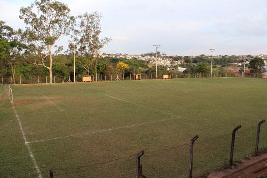 Iluminação do Campo Santa Terezinha já é realidade em Araxá