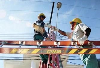 Cemig comunica manutenção na rede elétrica de Araxá