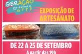Mostra Olhares apresenta Exposição de Artesanato nesse fim de semana