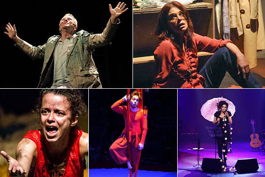 Fliaraxá 2016 apresenta espetáculos teatrais em todos os dias de programação