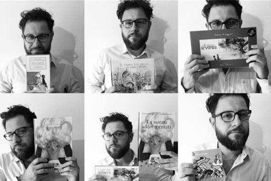 Fliaraxá 2016: Escritor italiano Roberto Parmeggiani debate inclusão nas escolas