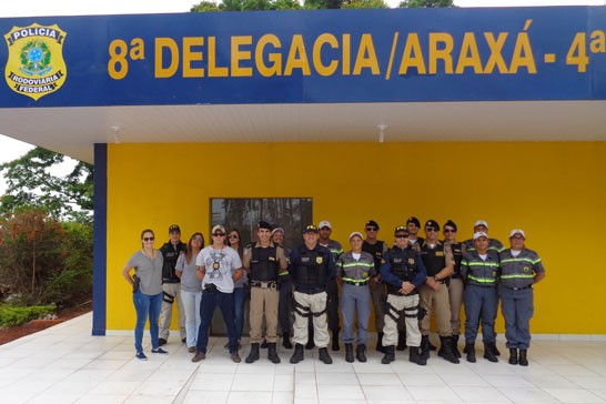 37º BPM e parceiros encerram com sucesso a Semana Nacional do Trânsito em Araxá