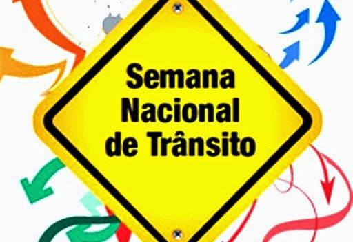 Confira as atividades da Semana Nacional do Trânsito em Araxá