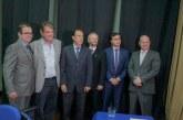 Prefeito Aracely participa da posse do novo delegado regional de Araxá
