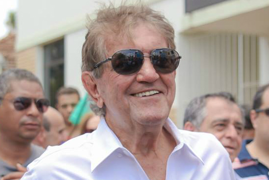 Aracely de Paula é reeleito prefeito de Araxá com 30.398 votos