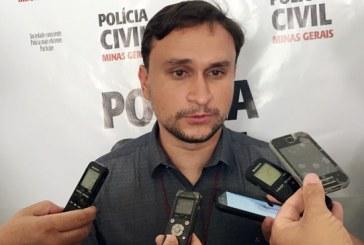 Cézar Colombari deixa a Delegacia Regional de Araxá