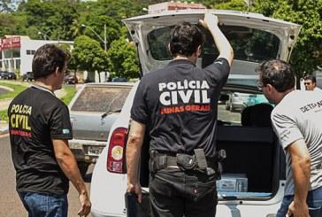 Polícia Civil cumpre mandados e três despachantes são suspensos em Araxá