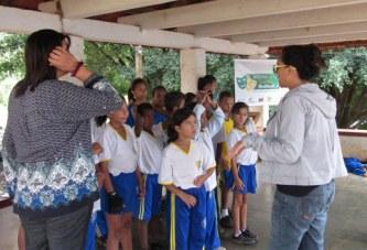 """Escolas públicas de Araxá participam da""""1ª Mostra de Teatro Bem Brasil"""""""