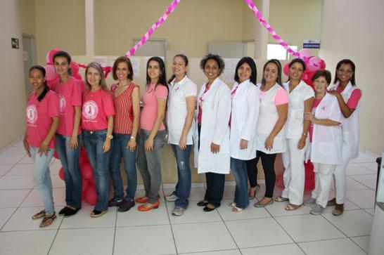 Prefeitura continua com atividades da campanha Outubro Rosa