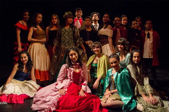 """Bem Brasil Alimentos e o Grupontapé de Teatro apresentam a I Mostra de Teatro Bem Brasil """"Educando para a vida"""""""