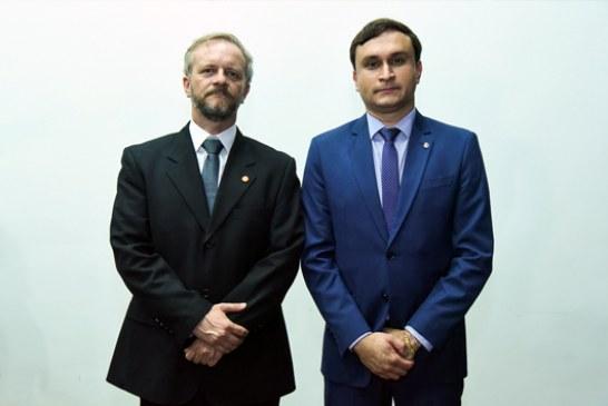 Vitor Hugo Heisler assume 2ª Delegacia Regional de Policia Civil de Araxá