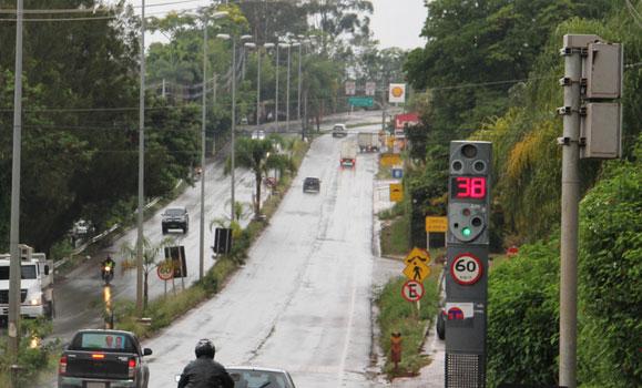 Radares voltam a operar nas rodovias estaduais mineiras nesta semana
