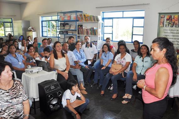 Sanitarista Mirim forma mais 110 alunos em Araxá