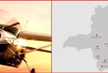 Governo de Minas Gerais amplia projeto de integração aérea e inclui novos destinos