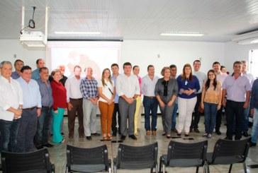 Deputado Bosco apoia a campanha Natal contra o câncer, em Araxá