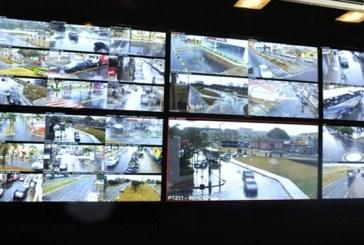 PM prende motorista embriagado flagrado pela Central de Videomonitoramento