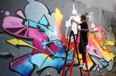 Roda de Conversa no Sesc Araxá fala sobre o Graffiti e sua função no cenário urbano