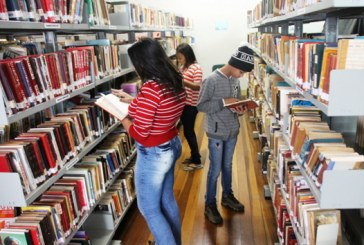 Biblioteca Pública Municipal participa da Olimpíada Solidária de Leitura