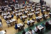 Torneio de Xadrez dos Jogos estudantis reúne cerca de 150 alunos