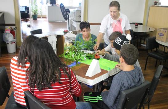 Biblioteca Municipal termina bem posicionada na Olimpíada Solidária