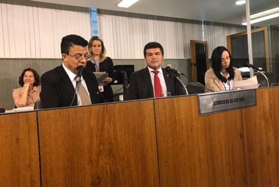 Plano Estadual de Cultura está pronto para ser votado em plenário