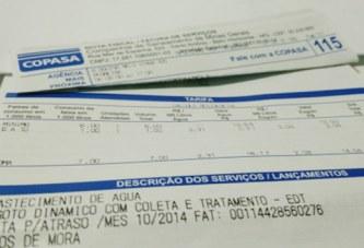 Copasa promove mutirão de negociação de débitos