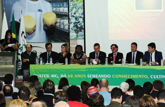 Emater-MG completa 68 anos e lança o portal da Agricultura Familiar