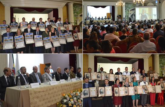 Câmara Municipal promove a entrega de três Honrarias