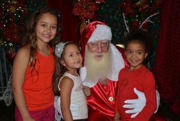 Papai Noel esta chegando no FestNatal Araxá