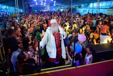FestNatal recebe cerca de 8 mil pessoas