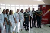 Servidores participam de campanha de doação de sangue