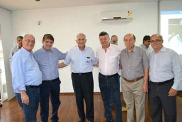 Emílio Neumann é eleito presidente da ACIA