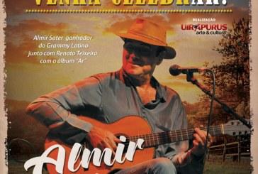 Almir Sater em grande show nos 10 anos do projeto ECOAR