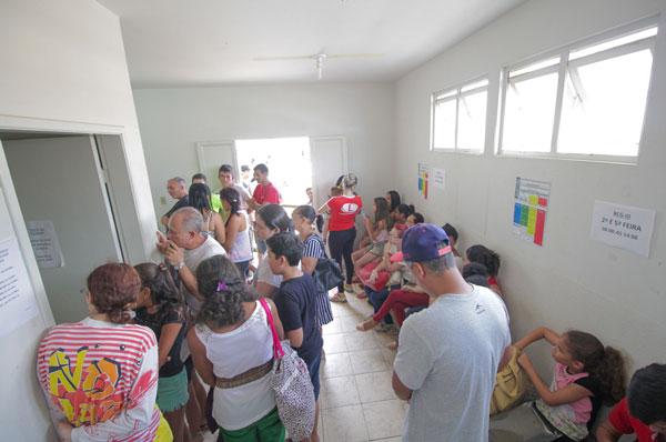 Aumenta a procura pela vacina contra febre amarela em Araxá