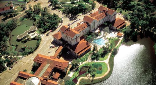 Grande Hotel do Barreiro receberá investimentos de R$ 2 milhões da Rede Tauá