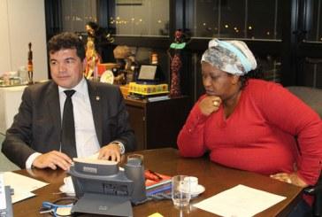 Deputado Bosco viabiliza, junto ao Governo, recursos para obras em Escolas Estaduais