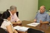 Secretário Geraldo Lima Jr participa de reunião de trabalho em Uberaba