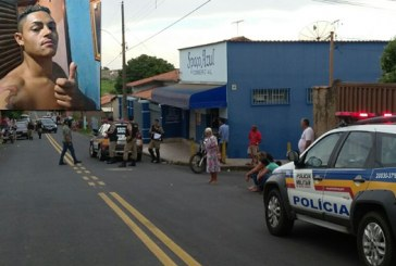 Jovem é morto no bairro Salomão Drummond