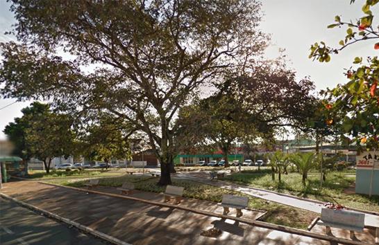 Polícia Militar prende suspeito de tráfico na Praça Dom Bosco