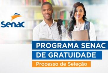 Senac abre inscrições para cursos gratuitos de Técnico em Marketing e Cuidador de Idosos