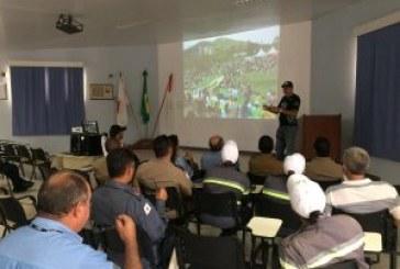 CIMTB Levorin se reúne com órgãos de segurança e entidades municipais em Araxá