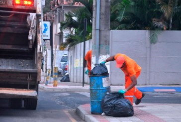 Coleta de lixo divulga cronograma para Carnaval