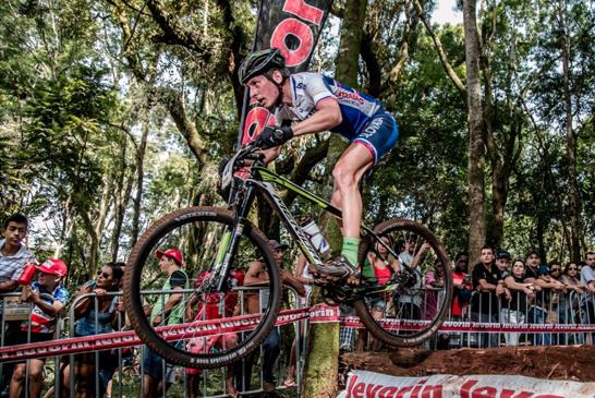 Mais de 20 países já confirmaram presença na Copa Internacional de Mountain Bike em Araxá