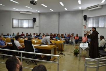 Culto ecumênico marca início de trabalhos no legislativo araxaense